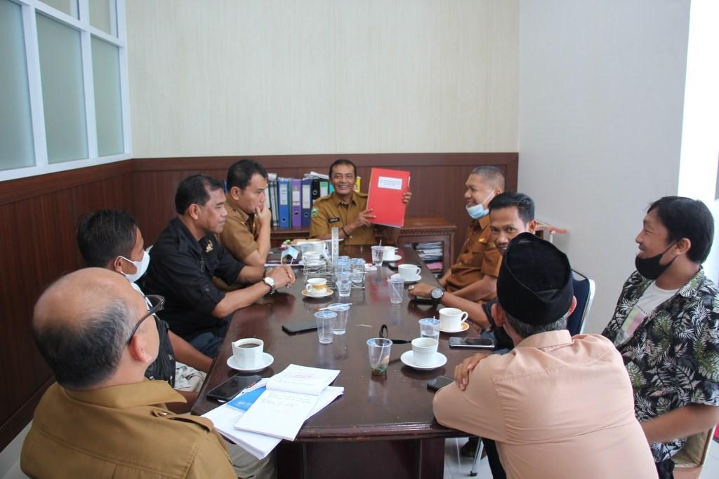 Diskusi Publik Terhadap Sektor Unggulan Pemerintah Daerah Kabupaten Solok